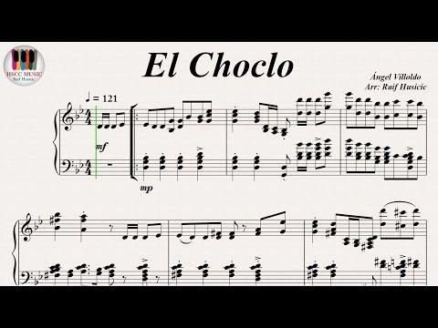 El Choclo (Tango), Kiss Of Fire, Piano