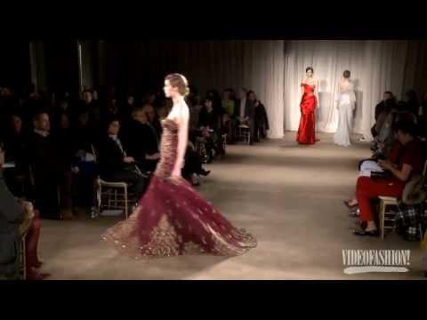 Marchesa Autumn/Winter 2013-14 - Videofashion
