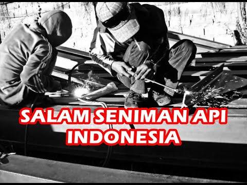 SALAM SENIMAN API INDONESIA