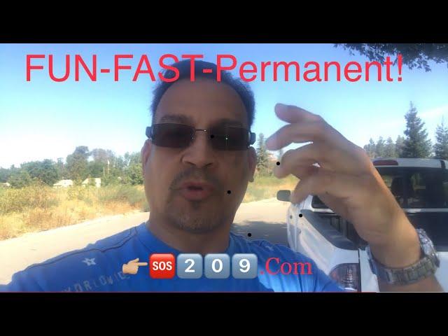 Gambling NO MORE!! Make Change FUN-FAST-Permanent!