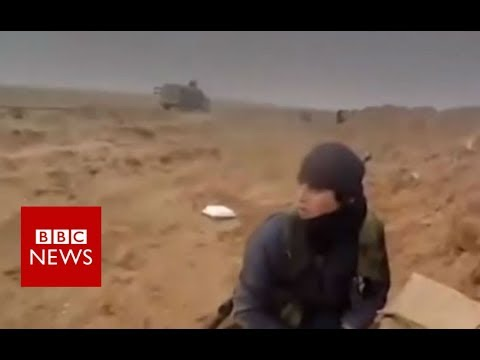 Is this the Islamic State group's last stand in Syria? - BBC News