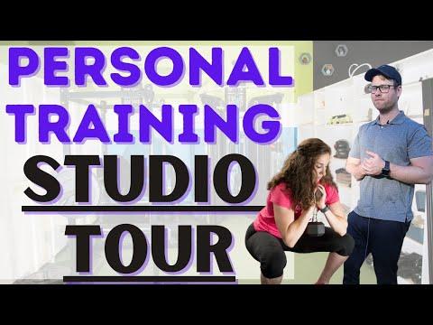Personal Training Studio Tour | Should YOU Open One?