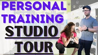 Personal Training Studio Tour | Should YOU Open One?