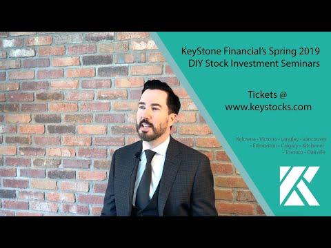 KeyStone's Spring 2019 DIY Stock Investment Seminar