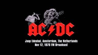 "AC/DC -""The Jack""- (BON SCOTT- LIVE 1979-11-12 - Amsterdam, Holland)"
