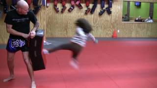 DS Martial Arts kids
