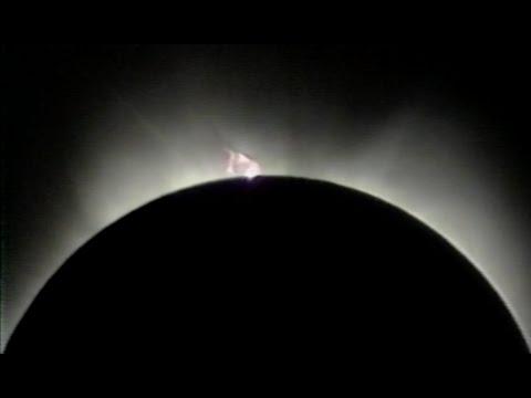 1991 Solar Eclipse – Baja