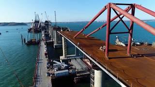 Насколько готов Керченский мост 11.10.2017г.?