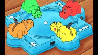 Hungry Hungry Hippos Commercial_Jason Holland_Saul Reyes