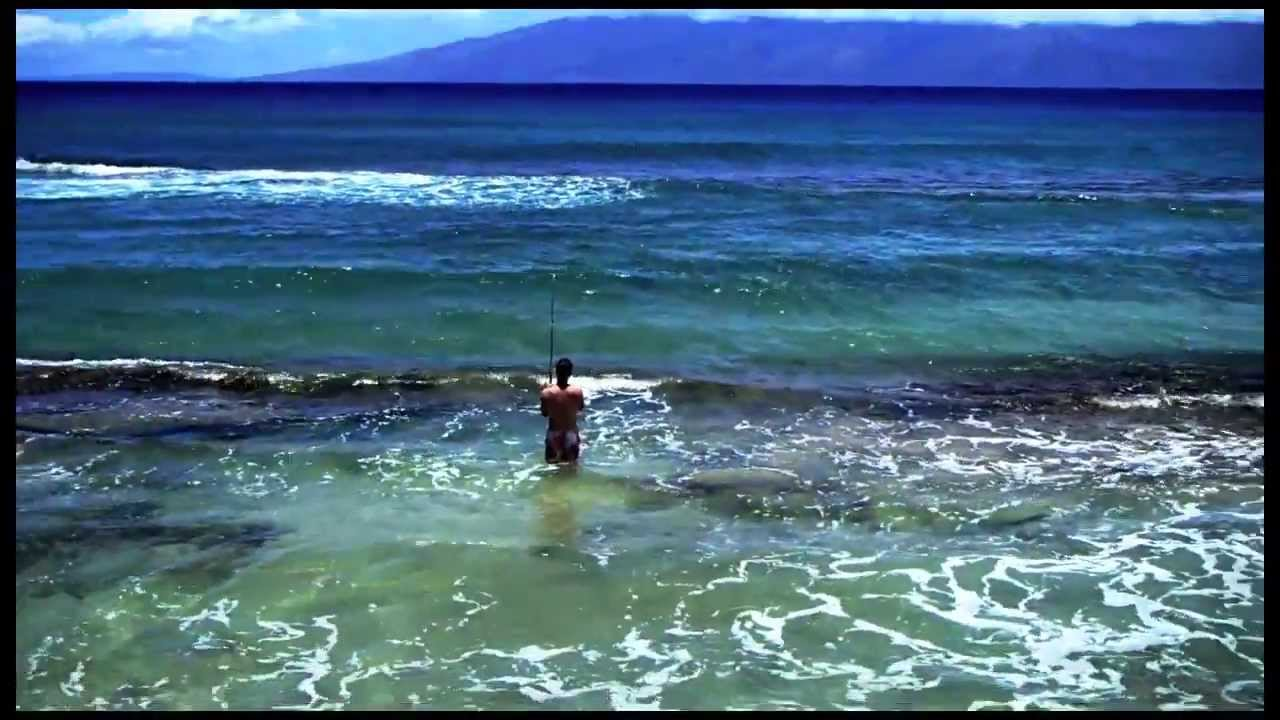 Maui hawaii fishing youtube for Maui fishing report