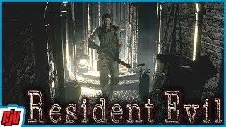 Resident Evil Part 8 | PC Horror Game Walkthrough | HD Remastered Gameplay