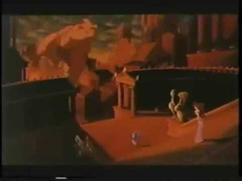 Hercules 1997 Theatrical Trailer Youtube