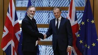 ¿Qué pasará con la UE tras el Brexit? Estos son los principales escollos de las negociaciones