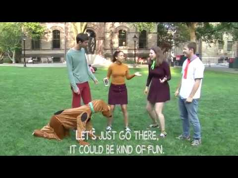 CS15 Opening Day Skit (Brown University Fall 2017)