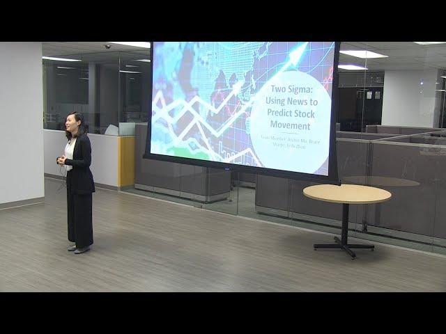 Kaggle Meetup: Using News to Predict Stock Movements - YouTube