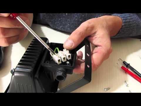 Cu ndo y c mo cambiar el v stago de una canilla funnycat tv - Como conectar un sensor de movimiento de tres cables ...
