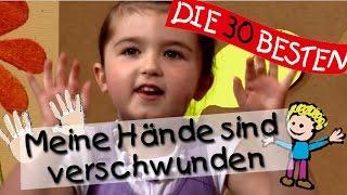 Meine Hände sind verschwunden - Singen, Tanzen und Bewegen || Kinderlieder thumbnail