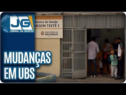 Moradores da zona leste reclamam de mudanças em UBS