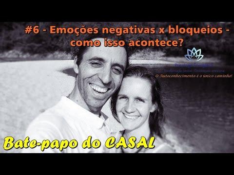 Bate-papo: emoções e bloqueios | Rafael e Valeria Zen | EFTBrasil - Autoconhecimento