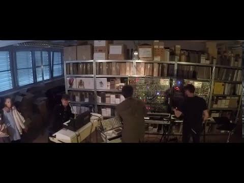 Ströme vs. Marsmobil - live @ the Compost Records Office (24.5.17)