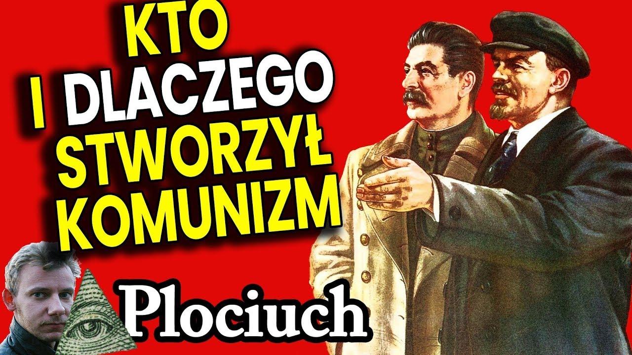 Skąd Lenin Stalin Mieli Pieniądze – Kto i DLACZEGO Stworzył Komunizm – Historia Jak Spiskowe Teorie