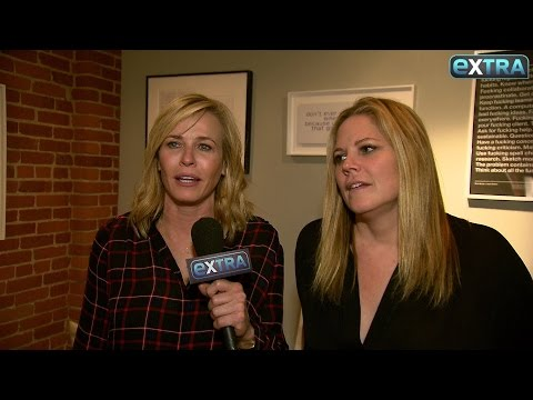 Chelsea Handler & Mary McCormack's Take on the Presidential Debate