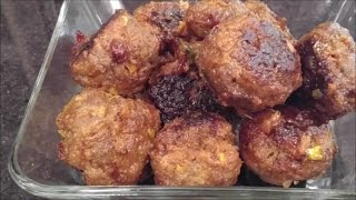 Sweet & Sour Party Meatballs