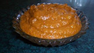 Вкусная кабачковая икра (без майонеза)
