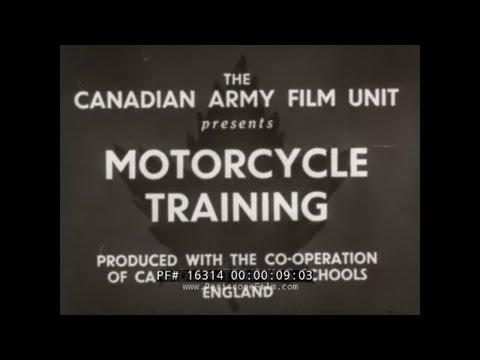 1942 CANADIAN ARMY FILM UNIT