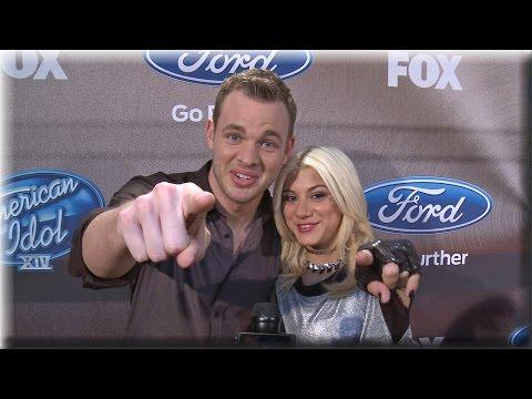 Clark Beckham & Jax | Playing The Piano Together? | American Idol Season 14 Top 11