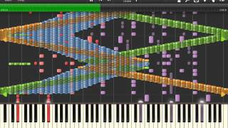 [Black MIDI] Synthesia –