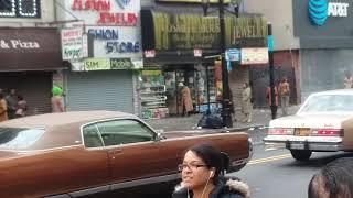 Joker (Joaquin Phoenix ) movie filmed in Newark!Broad and Market street...