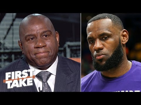 Смотреть LeBron is right, 'I could have done it a different way' – Magic on suddenly resigning | First Take онлайн