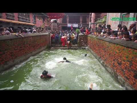 Harisiddhi Deu Pokhari Jatra