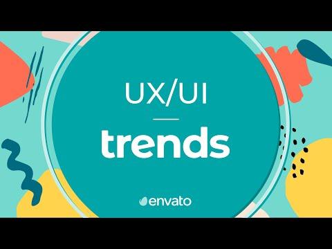 UX/UI Design Trends 2020