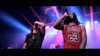 BPace- G.H.O.S.T 2 Mixtape Release Party @ Kress Live (Special Guest: Jacquees x Issa)