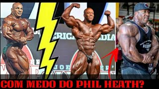 BIG RAMY DENTRO SHAWN RHODEN FORA