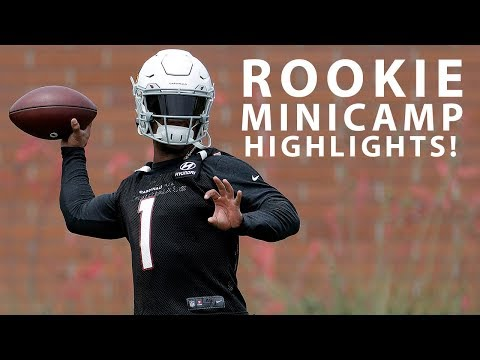 Rookie Minicamp Highlights!