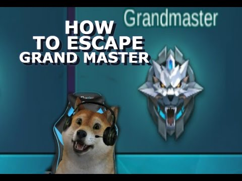 How to escape Grand Master + Giveaway