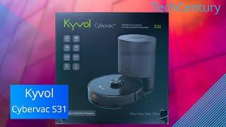 KYVOL S31 Robot Vacuum Unboxin…