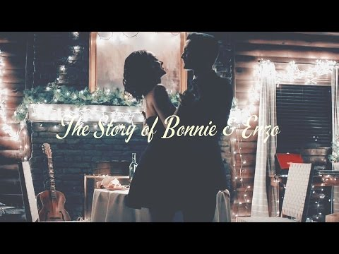 ► The Story Of Bonnie & Enzo │ In Chronological Order