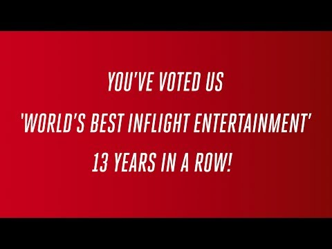 Thank You For Choosing Us Skytrax 2017 | Emirates Airline