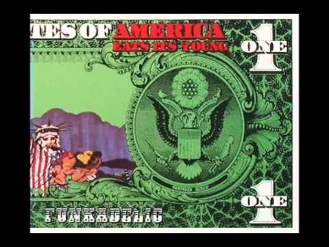 #HD Funkadelic - America Eats Its Young LP 1972