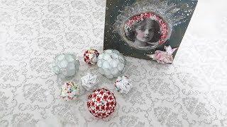 КРАСИВЫЕ ШАРЫ СВОИМИ РУКАМИ 3я часть ... BEAUTIFUL BALLOONS WITH YOUR HANDS