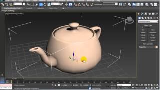 Введение в 3Ds Max