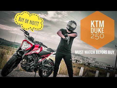 Ktm Duke 250 | The best bike to buy in 2019?