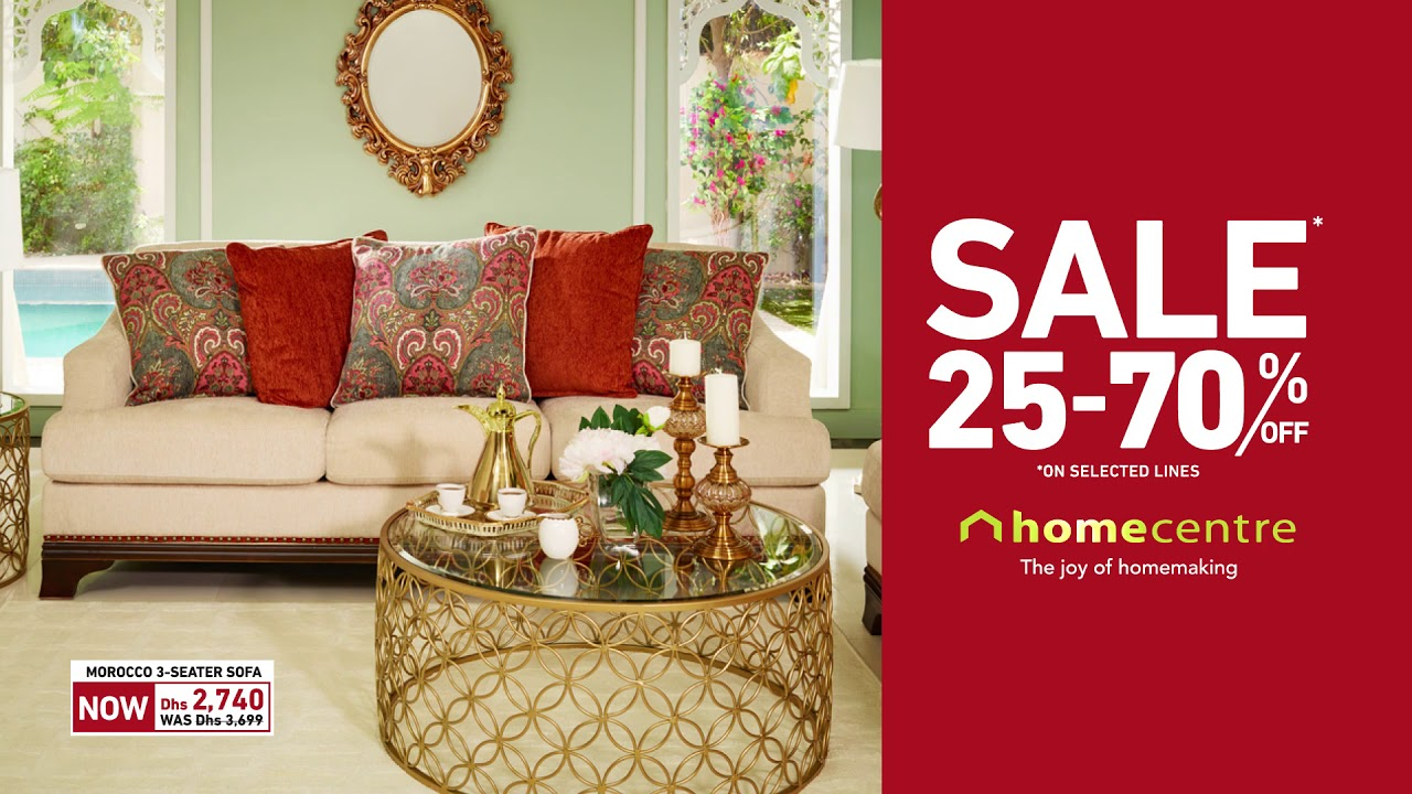 Home Centre Sale 25 70 Off Youtube