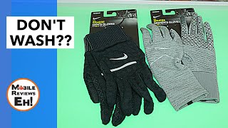 Any Good? Nike Sphere Running Gloves - Touchscreen Glove Reviews