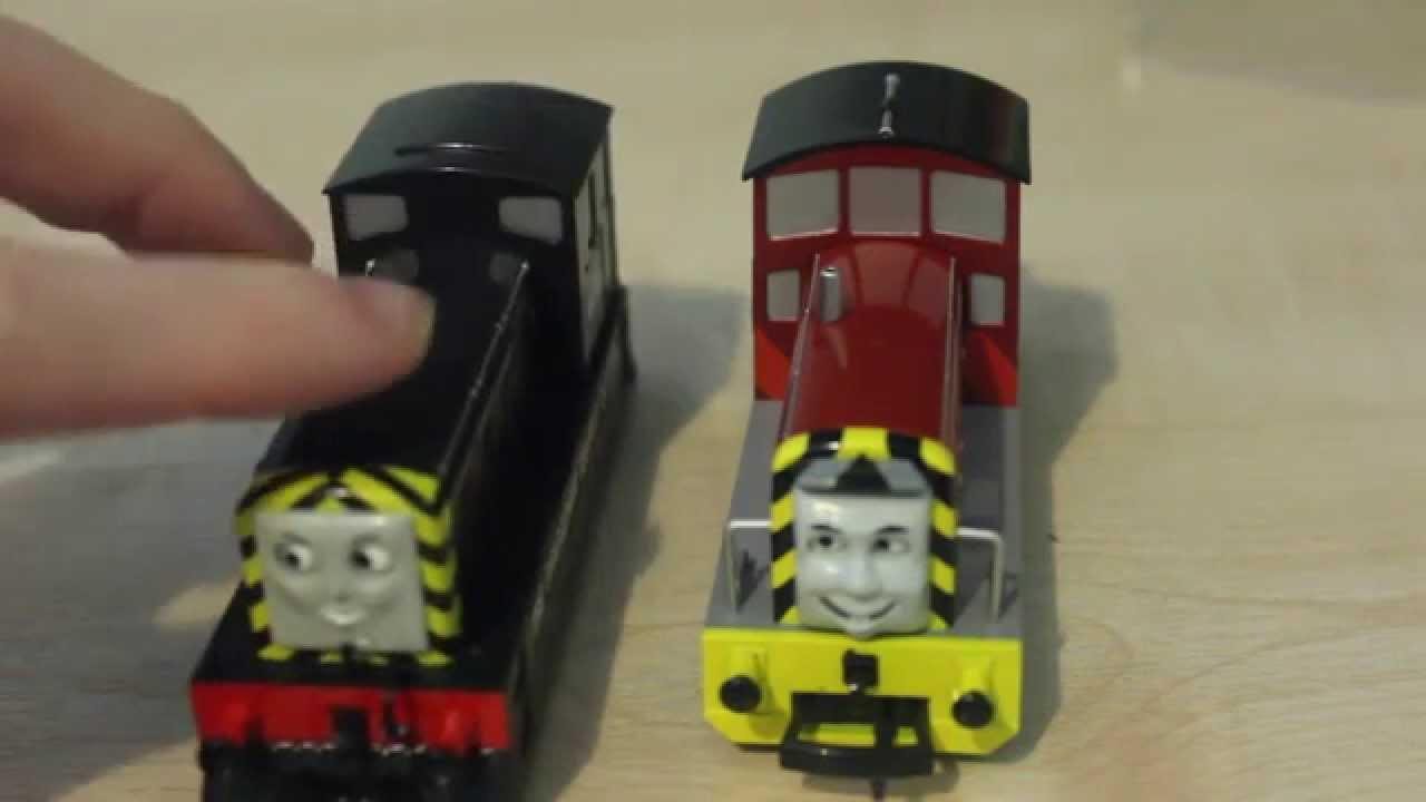 Hd Thomas The Tank Engine Bachmann Mavis And Salty