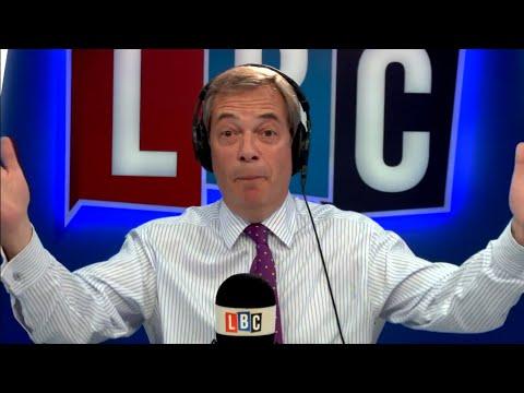 The Nigel Farage Show: Should Amber Rudd resign? LBC - 26th April 2018